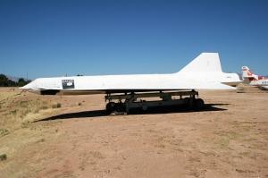 Lockheed D-21B Drone_3