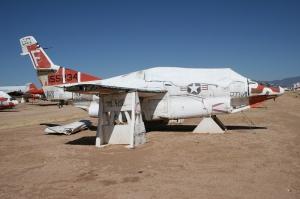 North American T-2B Buckeye 158605