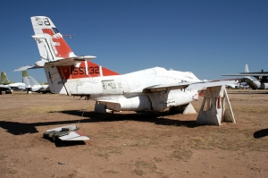 North American T-2B Buckeye 155232
