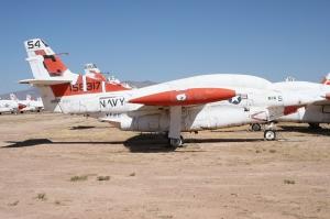 North American T-2C Buckeye 158317